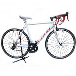 Bicicleta de fibra de carbon